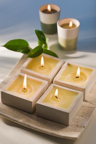 Health Spa「Spa candles」:スマホ壁紙(19)