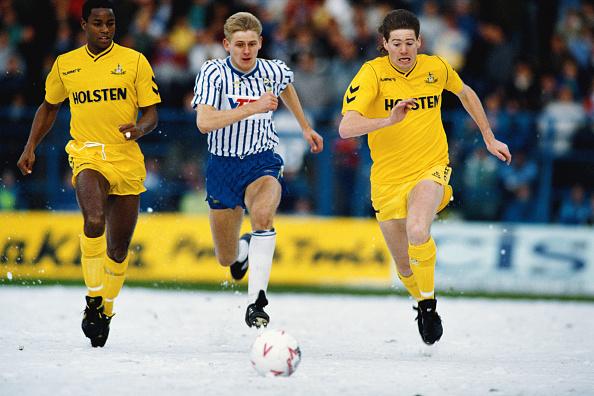 Club Soccer「Chris Waddle Tottenham Hotspur 1988」:写真・画像(8)[壁紙.com]