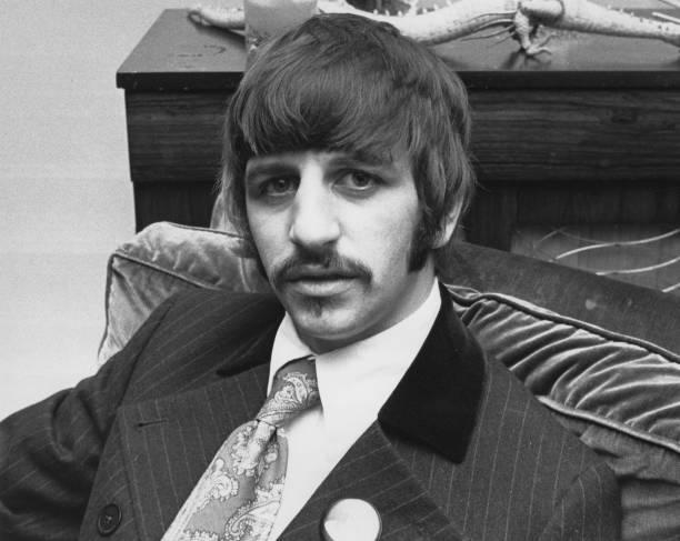 リンゴ・スター「Ringo Starr」:写真・画像(11)[壁紙.com]