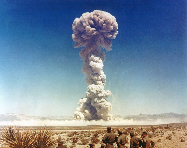 Nevada「Nuclear Test USA - Badger」:写真・画像(13)[壁紙.com]