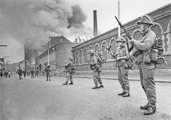 Infantry「British In Belfast」:写真・画像(13)[壁紙.com]