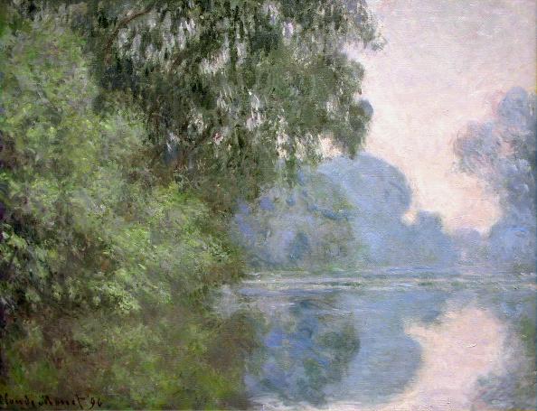 風景(季節別)「Bras De Seine PrËs De Giverny (II) 1897」:写真・画像(13)[壁紙.com]