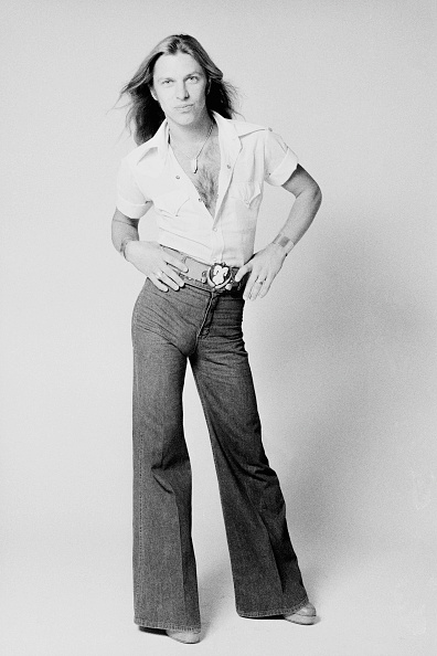 Flare Pants「Black Oak Arkansas Singer」:写真・画像(7)[壁紙.com]