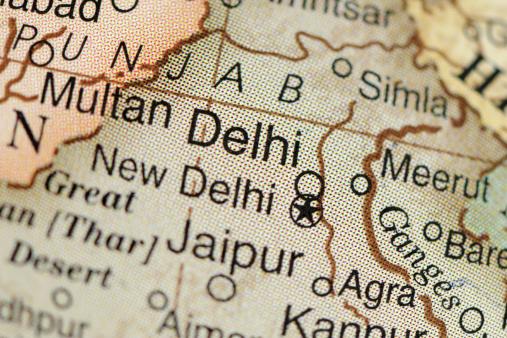 Punjab - India「New Delhi」:スマホ壁紙(9)