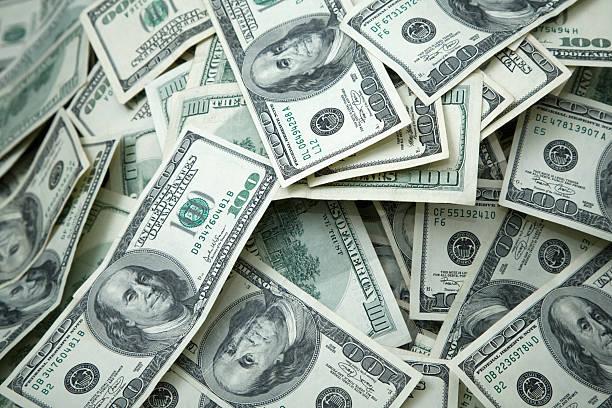 Money Pile $100 dollar bills:スマホ壁紙(壁紙.com)