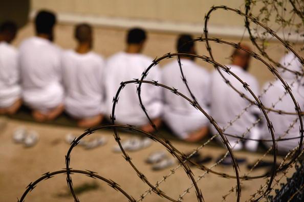 Prisoner「Guantanamo Military Prison Stays Open As Future Status Remains Uncertain」:写真・画像(7)[壁紙.com]