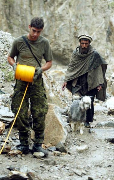 Taliban「Canadian Operation Torii In Tora Bora」:写真・画像(3)[壁紙.com]