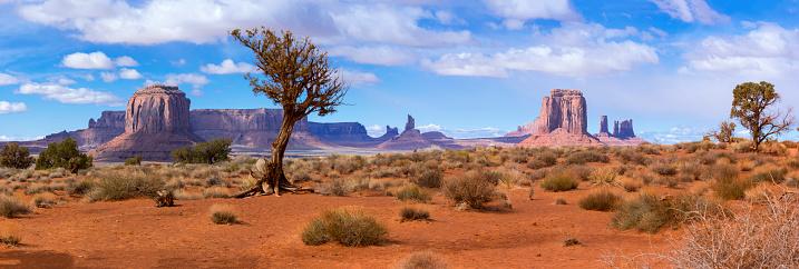 Rock Formation「Monument Valley」:スマホ壁紙(2)