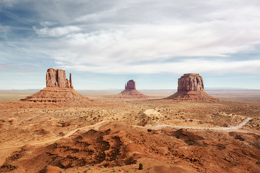 Travel「Monument Valley, Arizona, USA」:スマホ壁紙(9)
