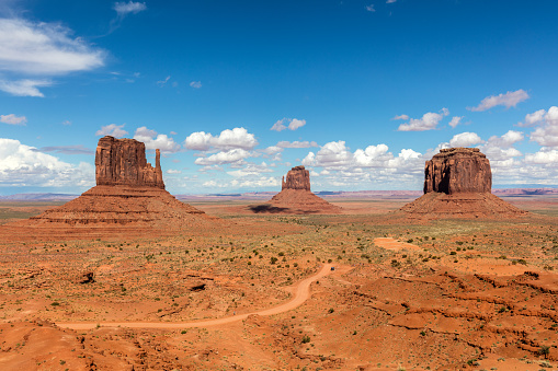 Indigenous Culture「Monument Valley, Arizona USA」:スマホ壁紙(10)
