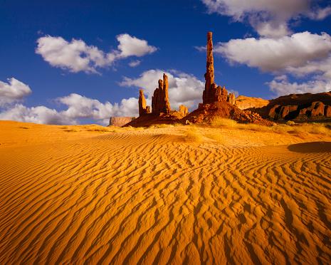 Rock Formation「Monument Valley Tribal Park」:スマホ壁紙(15)