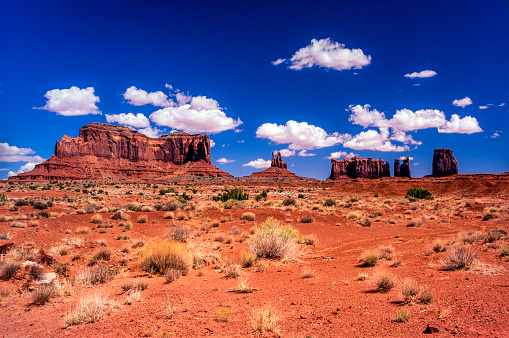 Indigenous Culture「Monument Valley」:スマホ壁紙(0)