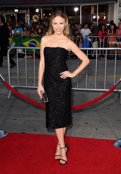 """Two-Toned Hair「Premiere Of Universal Pictures' """"Neighbors"""" - Arrivals」:写真・画像(6)[壁紙.com]"""
