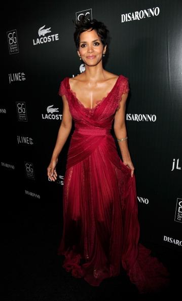 Elie Saab - Designer Label「13th Annual Costume Designers Guild Awards With Presenting Sponsor Lacoste - Red Carpet」:写真・画像(9)[壁紙.com]