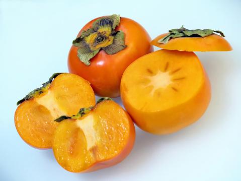 Fuyu「Fresh Japanese Fuyu Persimmon Fruit.」:スマホ壁紙(18)