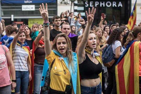 Abundance「Aftermath Of The Catalonian Independence Referendum」:写真・画像(11)[壁紙.com]