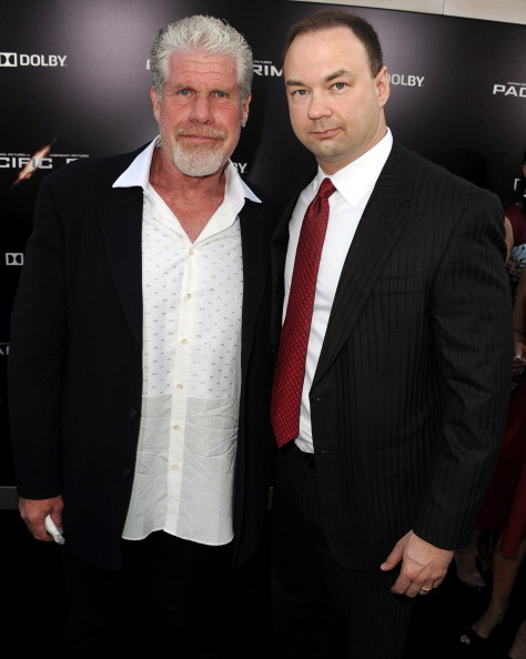"""Ron Perlman - Actor「Premiere Of Warner Bros. Pictures And Legendary Pictures' """"Pacific Rim"""" - Red Carpet」:写真・画像(19)[壁紙.com]"""