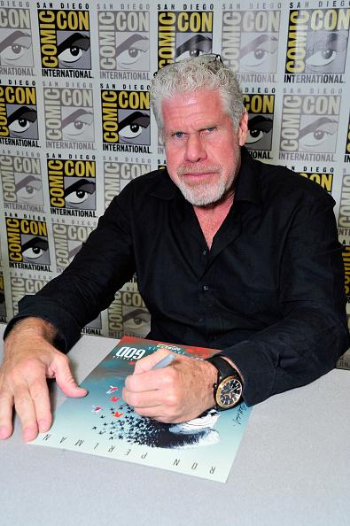 Ron Perlman - Actor「Amazon Original Series 'Hand of God' Panel And Signing  - Comic-Con International 2015」:写真・画像(17)[壁紙.com]