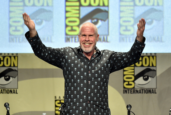 Ron Perlman - Actor「20th Century Fox Presentation - Comic-Con International 2014」:写真・画像(2)[壁紙.com]