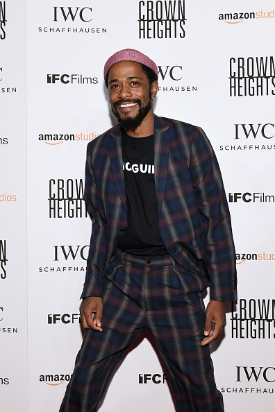 カメラ目線「'Crown Heights' New York Premiere - Arrivals」:写真・画像(2)[壁紙.com]