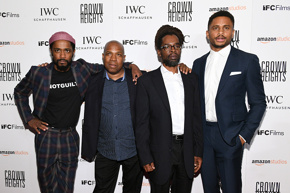 アメリカ合州国「'Crown Heights' New York Premiere - Arrivals」:写真・画像(19)[壁紙.com]