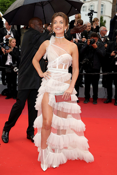 "Slit - Clothing「""Les Plus Belles Annees D'Une Vie"" Red Carpet - The 72nd Annual Cannes Film Festival」:写真・画像(0)[壁紙.com]"