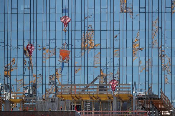Economy「Berlin Construction Boom Continues」:写真・画像(12)[壁紙.com]