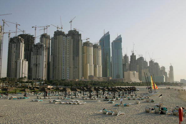 Construction Industry「Commercial Building Construction Continues In Dubai」:写真・画像(12)[壁紙.com]