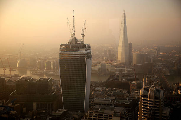 Views Of The Ever-Changing London Skyline:ニュース(壁紙.com)
