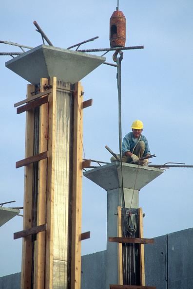 静物「Construction of a reservoir, New Territories, Hong Kong.」:写真・画像(1)[壁紙.com]