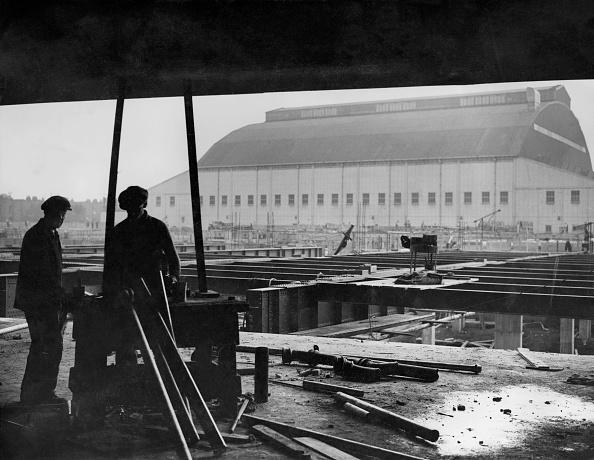 Construction Site「Earls Court Exhibition Centre」:写真・画像(18)[壁紙.com]
