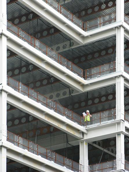 Full Frame「Construction site City of London」:写真・画像(10)[壁紙.com]