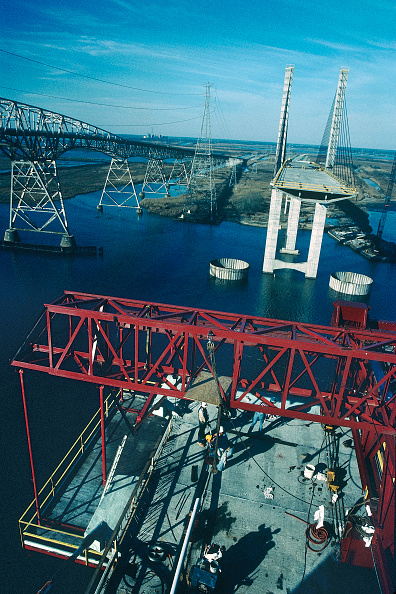 2002「Construction of road bridge. Georgia, USA.」:写真・画像(4)[壁紙.com]