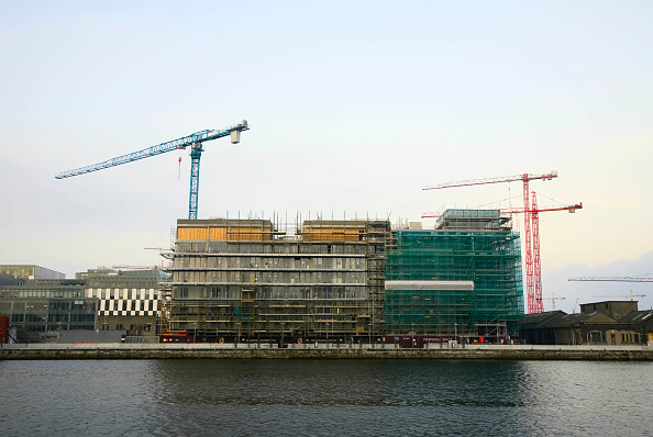 Empty「Construction Site, Grand Canal Docks, Docklands, Dublin, Ireland, feb 2008」:写真・画像(11)[壁紙.com]