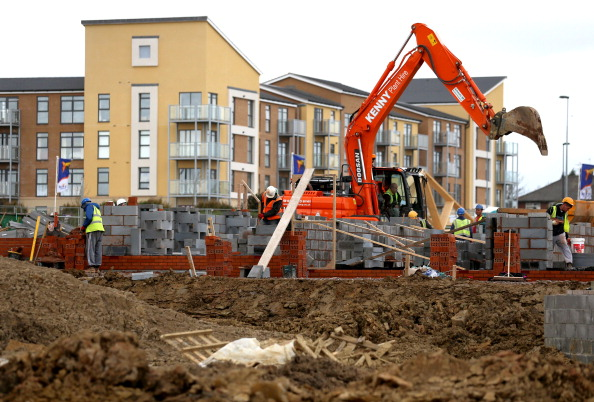 Construction Industry「House Building Boosted By Help To Buy Scheme And Overseas Investment」:写真・画像(1)[壁紙.com]