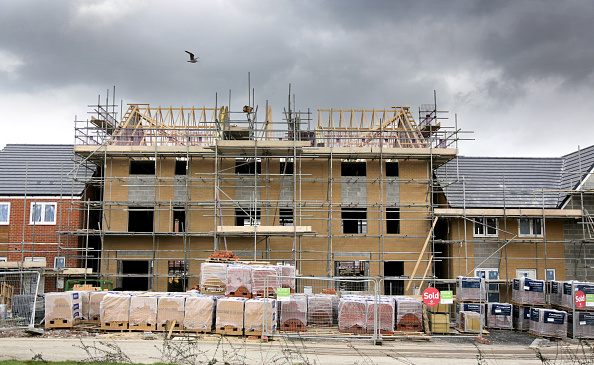 Construction Industry「House Building Boosted By Help To Buy Scheme And Overseas Investment」:写真・画像(10)[壁紙.com]