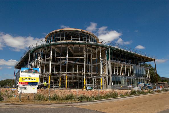 Felixstowe「Construction development site, Felixstowe, UK」:写真・画像(10)[壁紙.com]