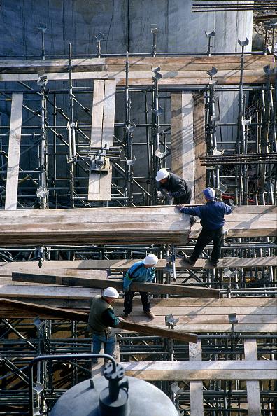 Balance「Construction of cement works. UK.」:写真・画像(11)[壁紙.com]