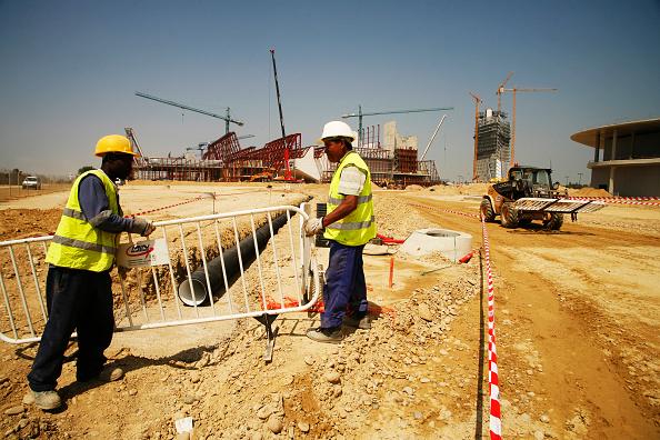Sunny「Construction of Expo 2008 arena, Zaragoza, Spain」:写真・画像(18)[壁紙.com]
