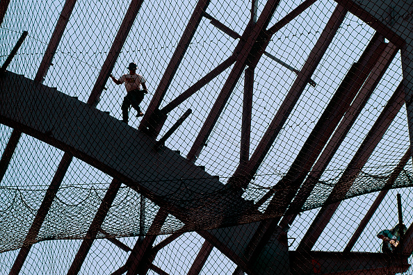 Risk「Construction of World Trade Centre. Chicago, Illinois, USA.」:写真・画像(13)[壁紙.com]