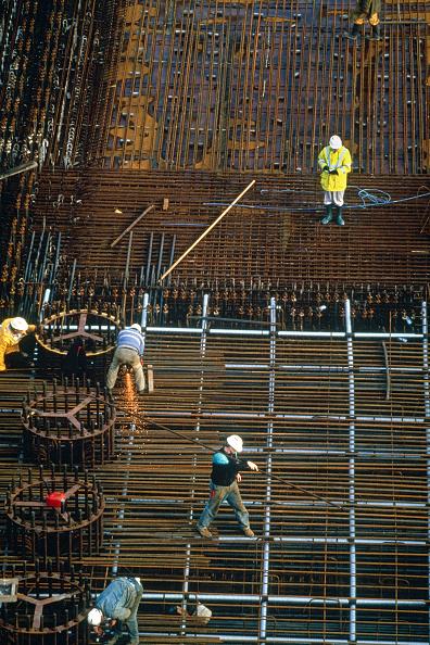 静物「Construction of sub-sea oil storage tank. Scotland, UK.」:写真・画像(13)[壁紙.com]