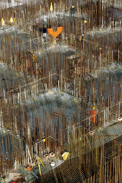 静物「Construction of sub-sea oil storage tank. Scotland, UK.」:写真・画像(10)[壁紙.com]