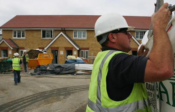Construction Site「Housing Agenda Dominates Government Programme」:写真・画像(12)[壁紙.com]