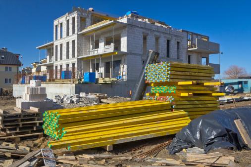 Housing Project「Construction - On Site」:スマホ壁紙(2)