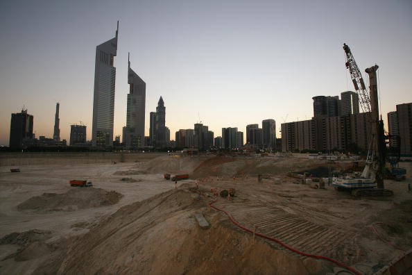 United Arab Emirates「Workers Play Important Role In Dubai's Huge Construction Projects」:写真・画像(10)[壁紙.com]