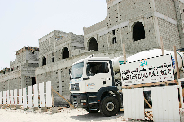 Real Estate「Construction of new expensive houses outside of Doha」:写真・画像(19)[壁紙.com]