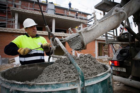 Cement「Construction at the coast of Benissa, Costa Blanca, Spain」:写真・画像(9)[壁紙.com]