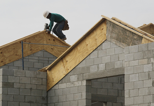 Construction Industry「January Housing Starts Rise 2.8 Percent」:写真・画像(15)[壁紙.com]