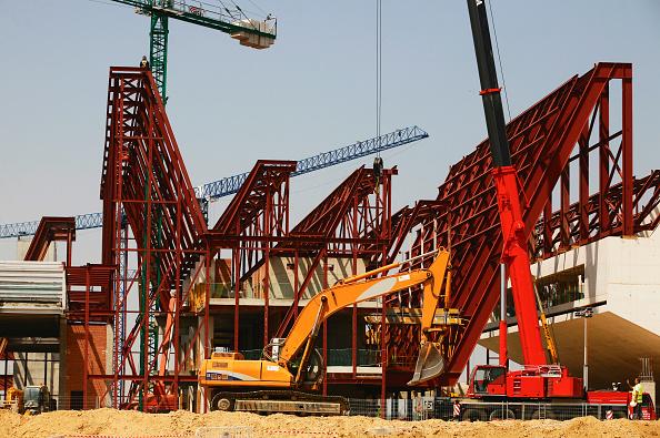 Sunny「Construction of Congress Pavilion for Expo 2008, Zaragoza, Spain」:写真・画像(19)[壁紙.com]