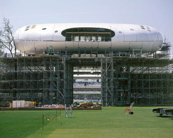 2002「Construction of new media centre Lords Cricket Ground London, United Kingdom」:写真・画像(19)[壁紙.com]